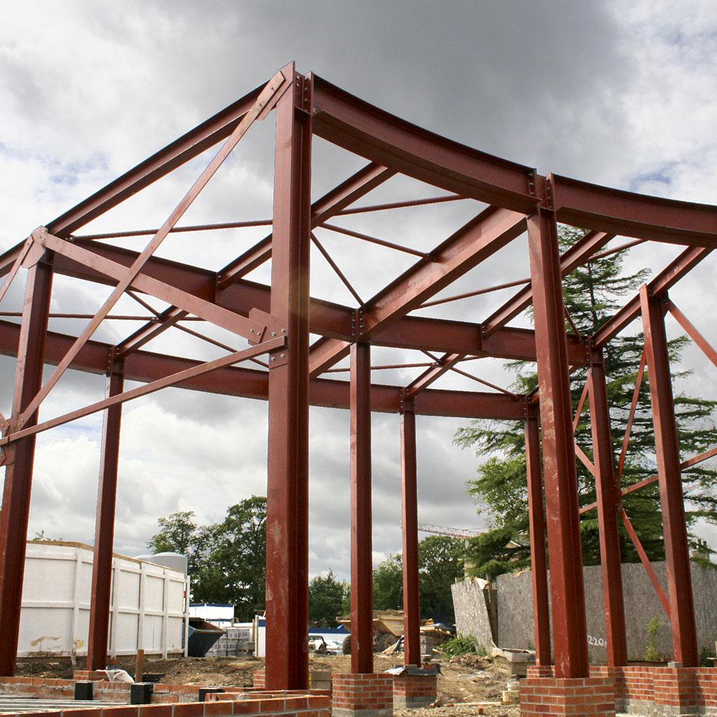 Specialist Steel Fabrications | ISF Ltd
