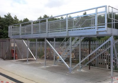 Access and support structures