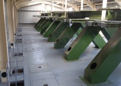 Bulk Outloading Bin Filling System