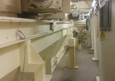 Large batch weigher