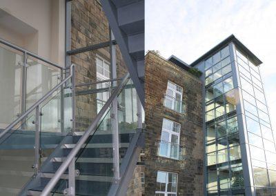 Staircase & Blaustrade