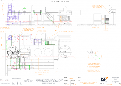 Access Arrangement Drawing