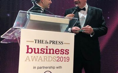 ISF Win Small Business of the Year!