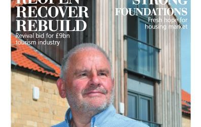 ISF in the Yorkshire Business Review